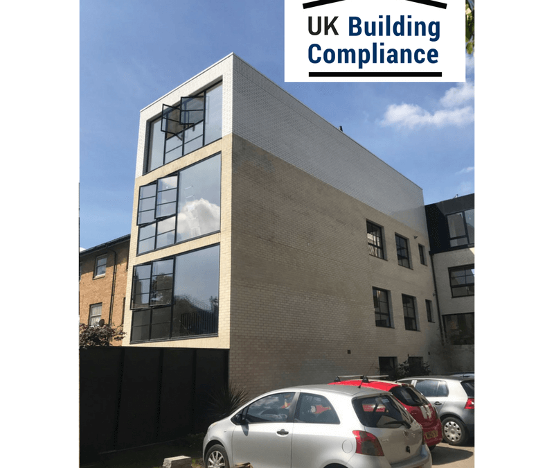 Air Tightness Testing – Westbourne Drive, London