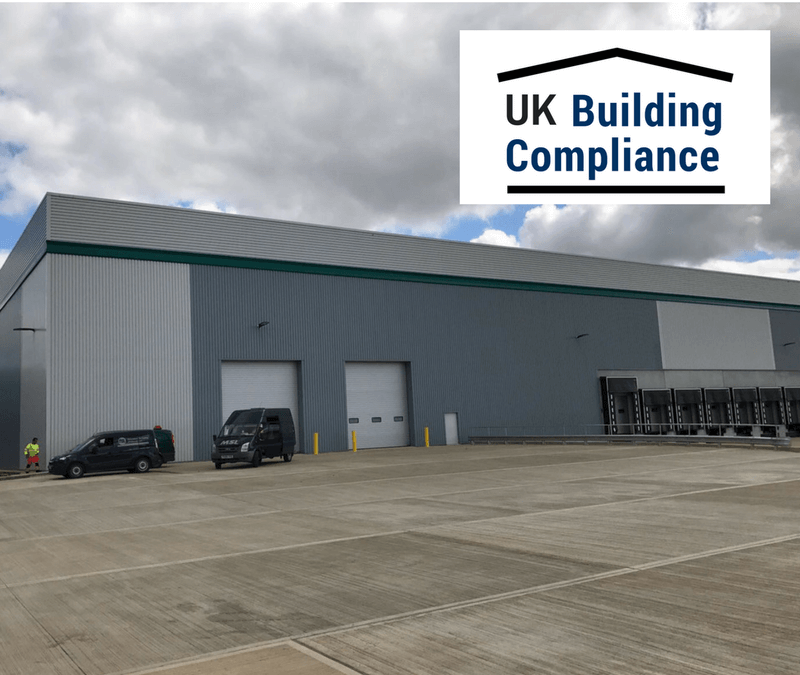 Air Tightness Testing – Northampton (North Kettering Business Park)