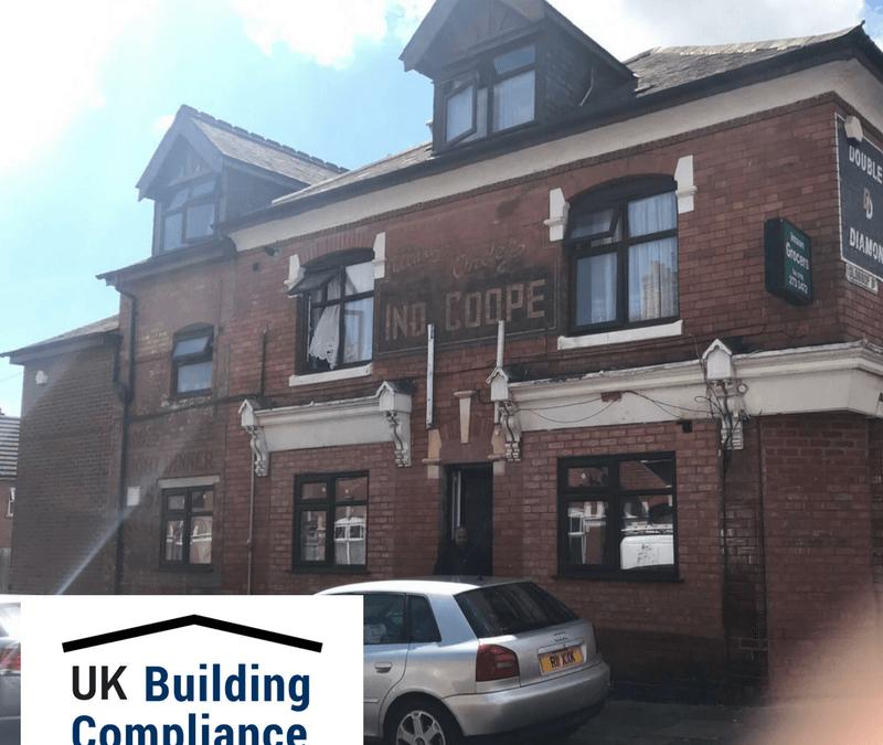 Sound Insulation Testing – Leicester (Osmaston Rd)