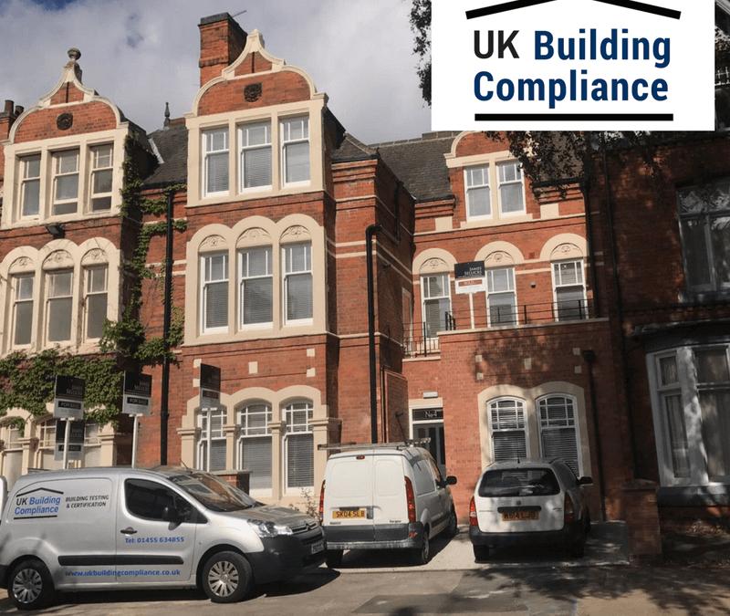 Sound Insulation Testing – Leicester (West Walk)