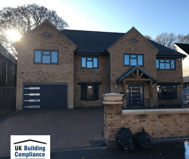 Ventilation Testing – Oadby, Leicestershire