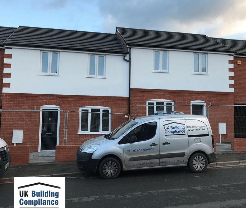 Ventilation Testing –  Rushden, Wellingborough