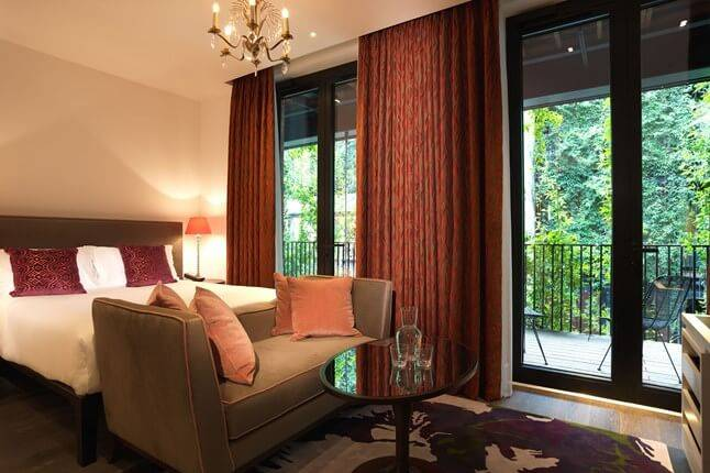 SBEM Calculations – Mandrake Hotel