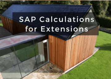 Sap Calculations For New Builds