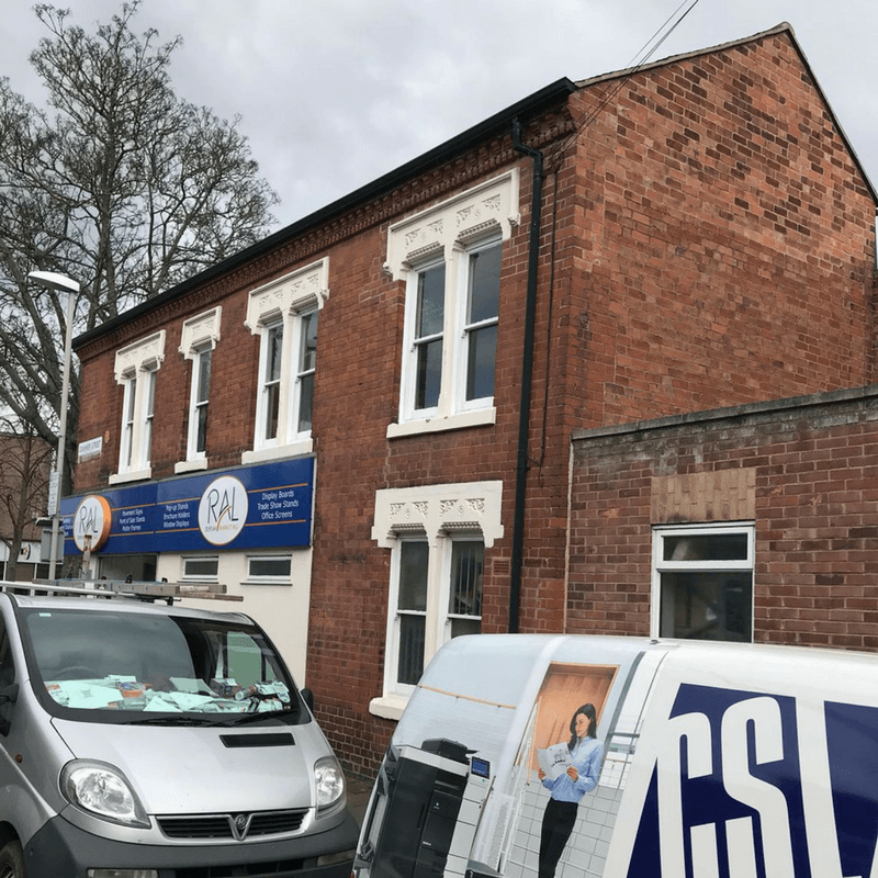 Sound Insulation Testing, Cranmer Street, Leicester