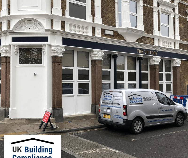 Sound Insulation Testing Barlow Street, Surrey