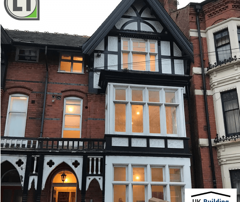 Sound Insulation Testing Leicester LE3